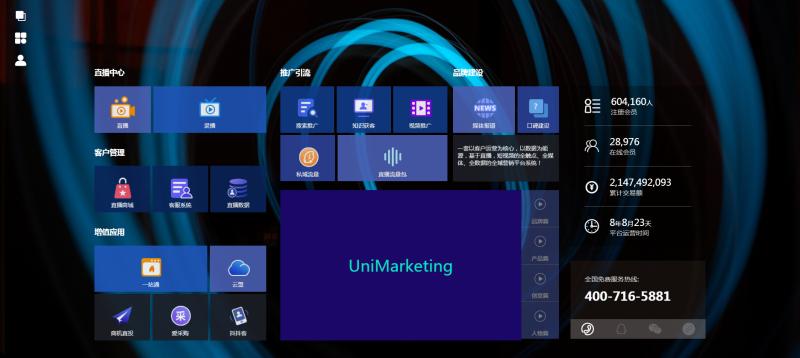 直播+短视频,G3云推广7.0全域营销平台助你实现全域低成本精准拓客!